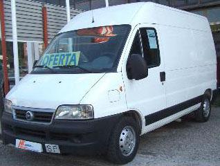 Las furgonetas de segunda mano , se han convertido en una opción muy